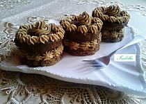 Sachrové dortíčky /vlastní recept/