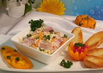 Svěží vitamínový salát ze zelí
