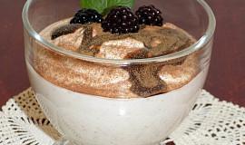 Kaštanovo-jablečný pohár