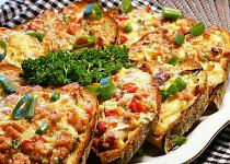 Rychlé zapečené chleby