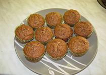Terezčiny ořechové muffinky