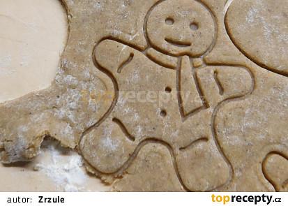 Perníčkové sušenky