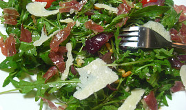 Salát z rukoly