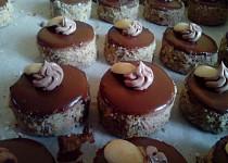 Vánoční mini dortíčky