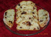 Bílkový chlebíček I.