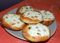 Brynzové koláčky