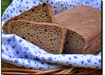 Kominíček (žitný celozrnný chleba)