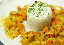 Lehký oběd s dýní Hokaido