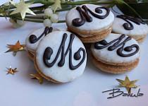 Mocca dortíčky