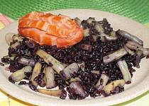 Fazolky v rýži
