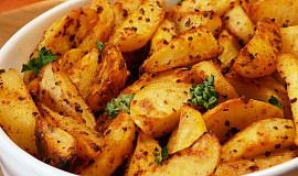 Hořčicové brambory