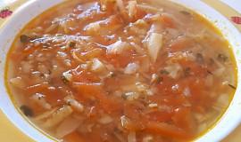 Kořenová polévka - pro nejmenší