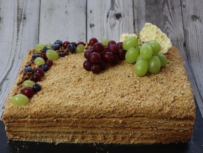 Medový dort, MEDOVÝ DORT - MEDOVNÍK