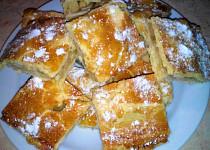 Rebarborový (jablečný) koláč