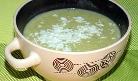 Jednoduchý brokolicový krém
