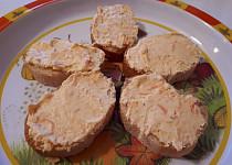 Lososovo-mrkvová pomazánka - pro nejmenší