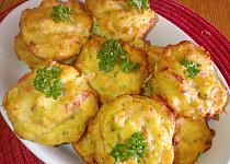 Muffinové bramboráky trochu jinak