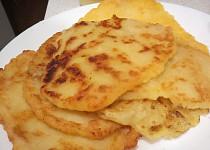 Rychlé bramborové placky nebo škubánky