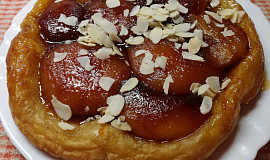 Jablečný Tarte Tatin – obrácený koláč