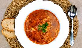 Dršťková polévka z jižní Moravy