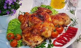 Kuře se sladko-pálivou chutí