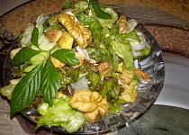 Hlávkový salát s tofu