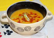 Krémová polévka z kořenové zeleniny