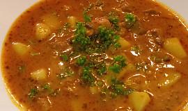 Pravá gulášová polévka