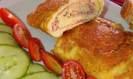 Rychlá jednoduchá rolovaná omeleta