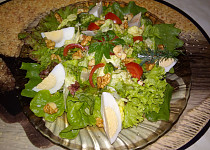 Svačinový salát