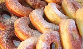 Vláčné donutky  à la koblihy