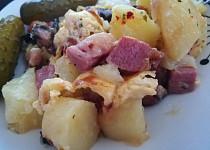 Olomoucké zapékané brambory - rychlý a jednoduchý recept