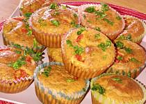Slané jogurtové muffiny
