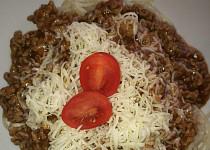 Směs na špagety z mletého masa