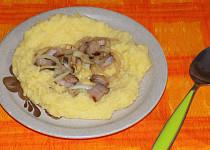 Kuľaša bramborová nebo kukuřiční