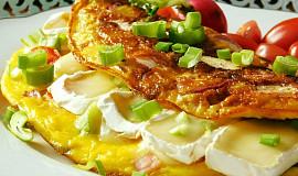 Ředkvičková omeleta