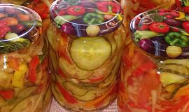 Dobrý zeleninový salát