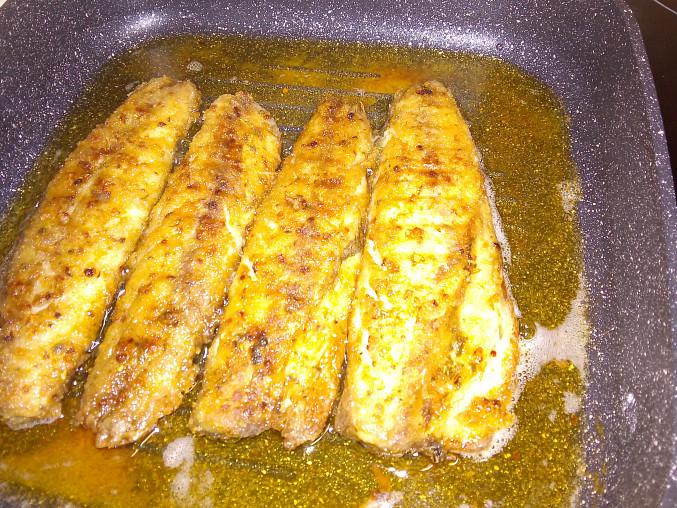 Křupavá makrela
