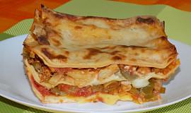 Zeleninové lasagne