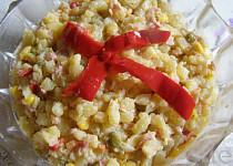 Lehký bramborový salát bez majonézy