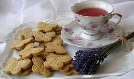 Levandulové sušenky I.