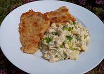 Svěží bramborový salát s Little Gem salátem