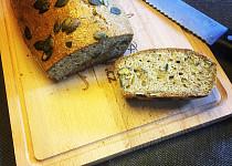 Tahini chleba - sezamový chleba bez mouky
