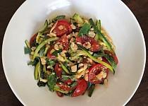 Thajský rajčatový salát