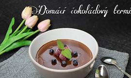 Čokoládový termix (poctivý a domácí)