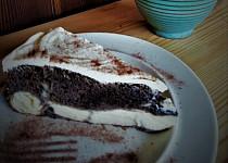 Jogurtovo-kakaový koláč