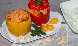 Pečené papriky s vůní Orientu