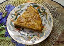 Rychlý jednoduchý dort z listového těsta
