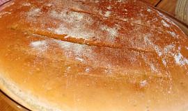 Voňavý chléb s česnekem
