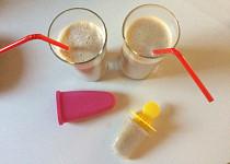 Jednoduchá a rychlá ledová káva pro děti